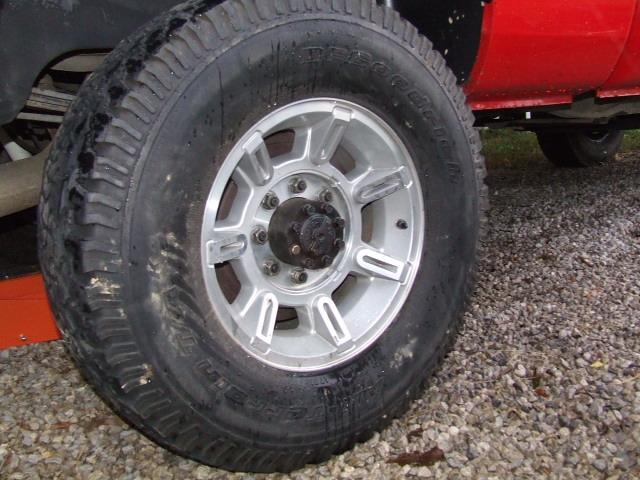 H2 Rims Dodge CTD