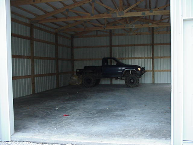 Pole Barns Pirate4x4 Com 4x4 And Off Road Forum